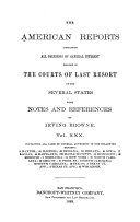 The American Reports