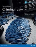 Criminal Law 11e