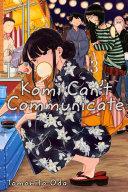 Komi Can't Communicate
