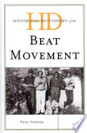 Historical Dictionary Of The Beat Movement Book PDF