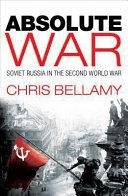 Absolute War Book