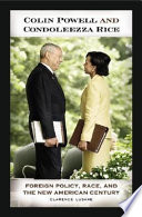 Colin Powell And Condoleezza Rice