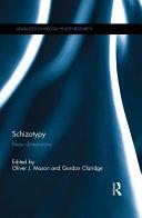 Schizotypy