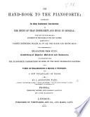 The handbook to the Pianoforte  New Edition  by J  Barnett