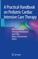 Pdf A Practical Handbook on Pediatric Cardiac Intensive Care Therapy Telecharger