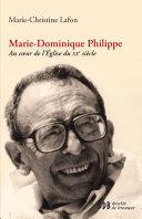 Pdf Marie-Dominique Philippe Telecharger