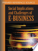 Social Implications And Challenges Of E Business