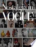 Nostalgia in Vogue