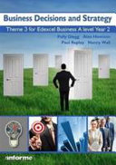 Business Decisions and Strategy