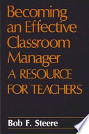 Becoming an Effective Classroom Manager