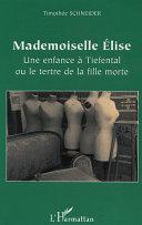 Pdf Mademoiselle Elise Telecharger