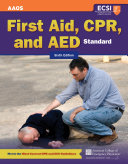 Standard, First Aid, CPR, and AED