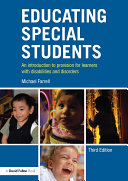 Educating Special Students: An Introduction to Provision for ... - Seite 20