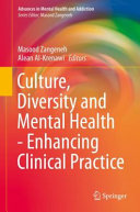 Culture  Diversity and Mental Health   Enhancing Clinical Practice Book PDF