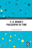 C. D. Broad's Philosophy of Time Pdf/ePub eBook