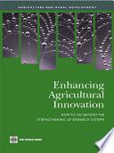 Enhancing Agricultural Innovation