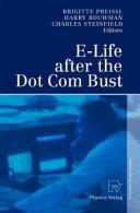 Pdf E-Life after the Dot Com Bust
