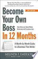 Become Your Own Boss In 12 Months PDF