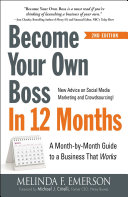 Become Your Own Boss in 12 Months Pdf/ePub eBook