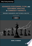 Advanced Positioning  Flow  and Sentiment Analysis in Commodity Markets Book