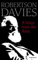 Pdf A Voice from the Attic Telecharger