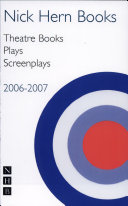 Nick Hern Books: theatre books, plays, screenplays : 2006-2007