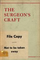 Pdf The Surgeon's Craft