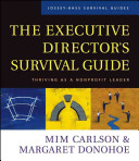 The Executive Director s Survival Guide