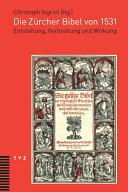 Die Zürcher Bibel von 1531