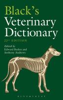 Black s Veterinary Dictionary