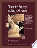 Plunkett's Energy Industry Almanac 2008
