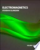 Electromagnetics, Volume 1 (BETA)