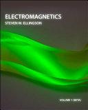 Electromagnetics  Volume 1  BETA