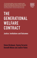 The Generational Welfare Contract