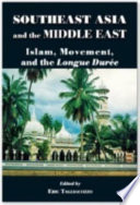 Southeast Asia And The Middle East Book