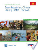 Green Investment Climate Country Profile Vietnam