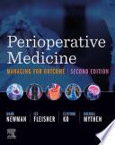 Perioperative Medicine E-Book
