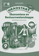 Books - Headstart Ekonomiese & Bestuurswetenskappe Graad 9 Onderwysersgids | ISBN 9780199047741