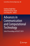 Advances in Communication and Computational Technology