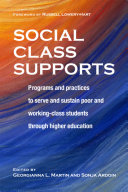 Social Class Supports