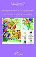 Développement urbain et éco-paysages urbains Pdf/ePub eBook