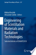 Engineering Of Scintillation Materials And Radiation Technologies Book PDF