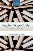 English Usage Guides