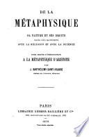 Le Science De L Invisible études De Psychologie Et De Theodicee Par Charles Lévèque [Pdf/ePub] eBook