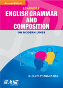 Pdf Learners' English Grammar And Composition (On Modern Lines) Telecharger