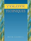Tye Dye Techniques