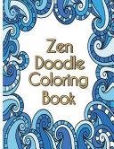 Zen Doodle Coloring Book Book PDF