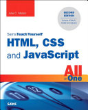 HTML  CSS  and JavaScript