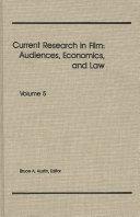 Current Research in Film