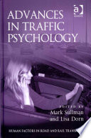 Advances in Traffic Psychology